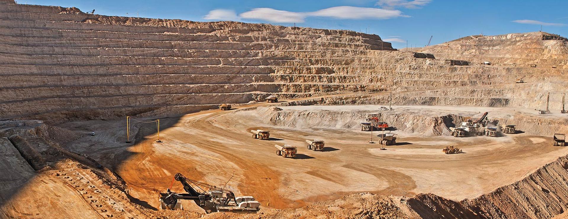 Maden Mühendisliği Bölümüne Hoş Geldiniz